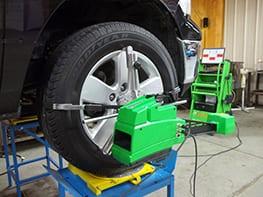 Suspension & Steering Services