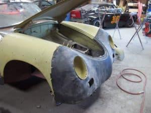 59 Porsche 356D